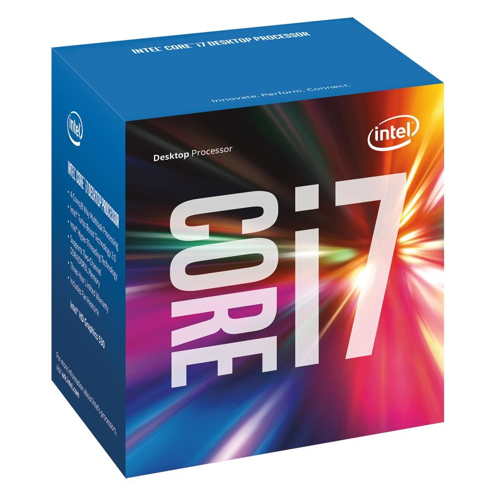 Bộ vi xử lý/ CPU Core I7-6700 (3.4GHz)