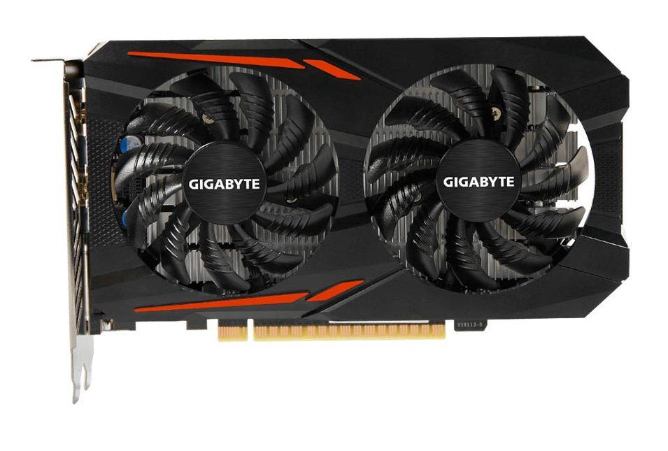 Card màn hình Gigabyte 3GB N1050OC-3GD