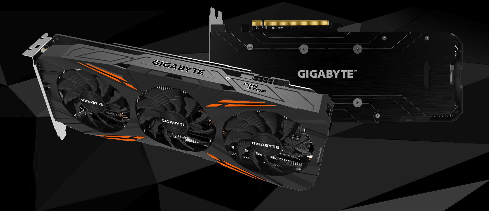 Card màn hình Gigabyte 8GB N107TGAMING-8GD