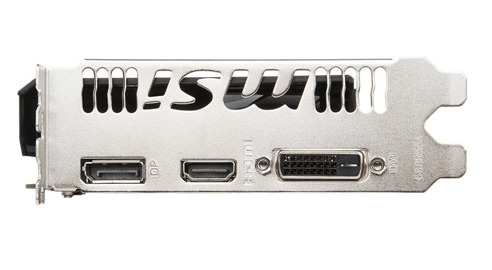 Card màn hình MSI RX 560 AERO ITX 4G OC