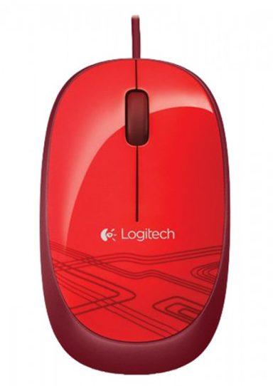Chuột máy tính Logitech M105 (Đỏ)