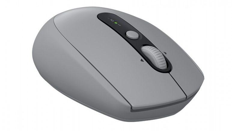 Chuột máy tính Logitech M590 không dây (Xám)