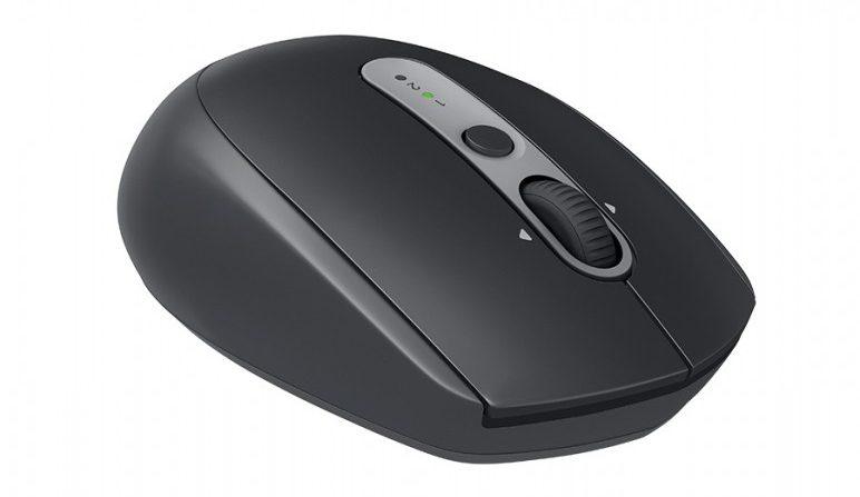 Chuột máy tính Logitech M590 không dây(Đen)