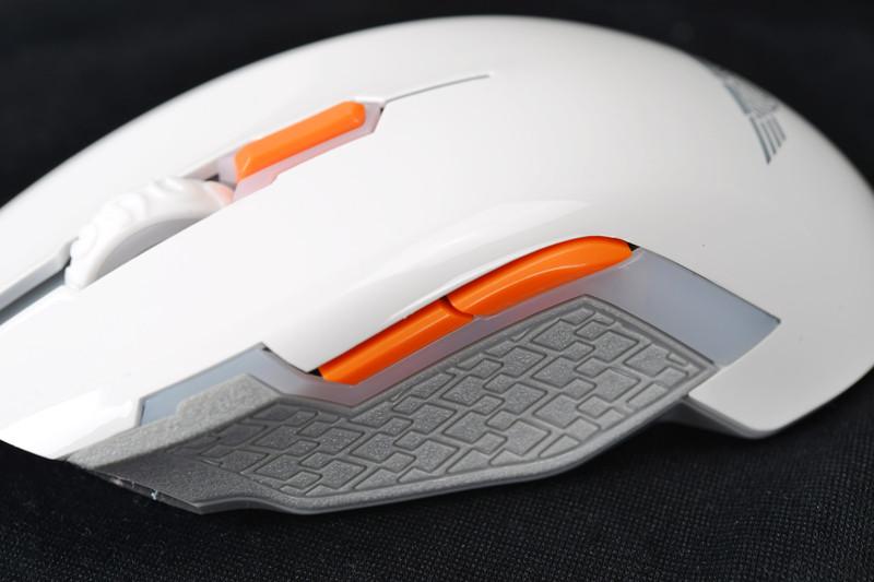 Chuột máy tính Newmen N8000 (trắng)