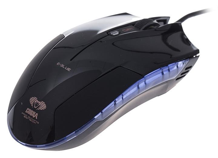 E-Blue Cobra - EMS108 (Đen)