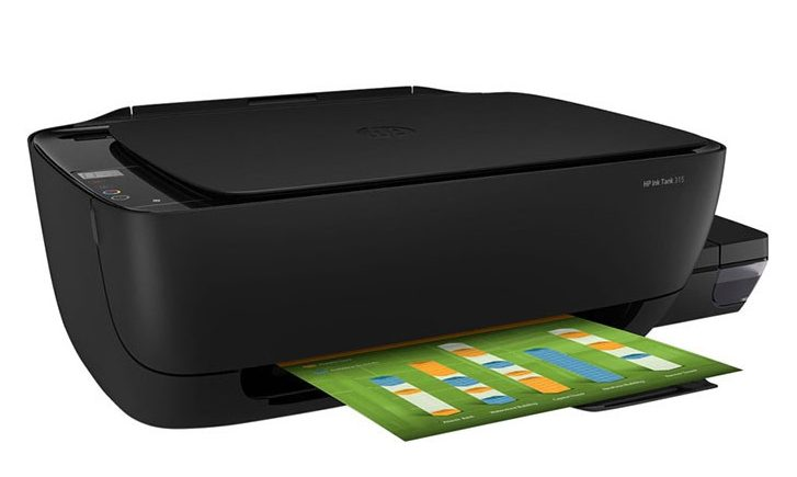 HP Ink AiO WL 315 -Z4B04A