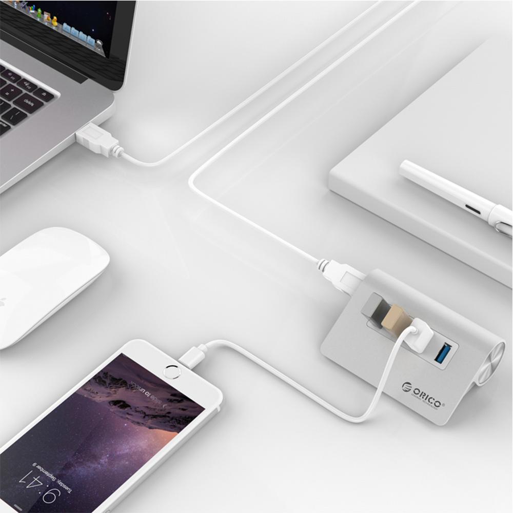 Hub USB 3.0 Orico M3H4-V1