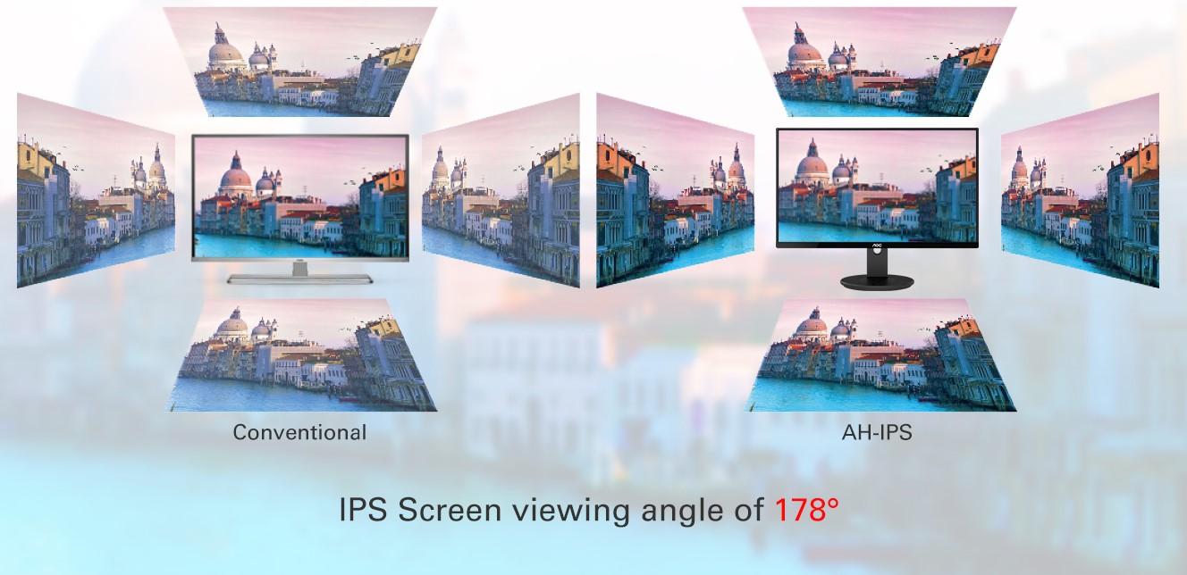 """Màn hình LCD AOC 23.8"""" I2490VXQ"""