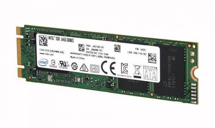 Intel 545s-SSDSCKKW128G8X1