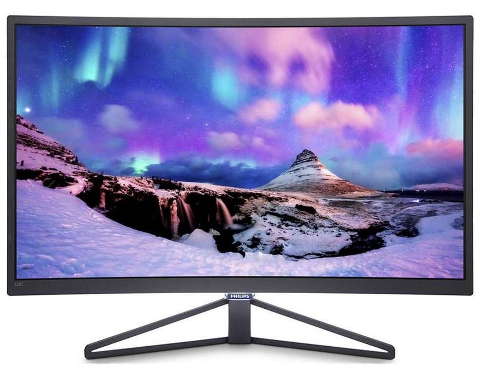 """Màn hình LCD Philips 32"""" 328C7QJSG màn hình lí tưởng cho mọi game thủ"""