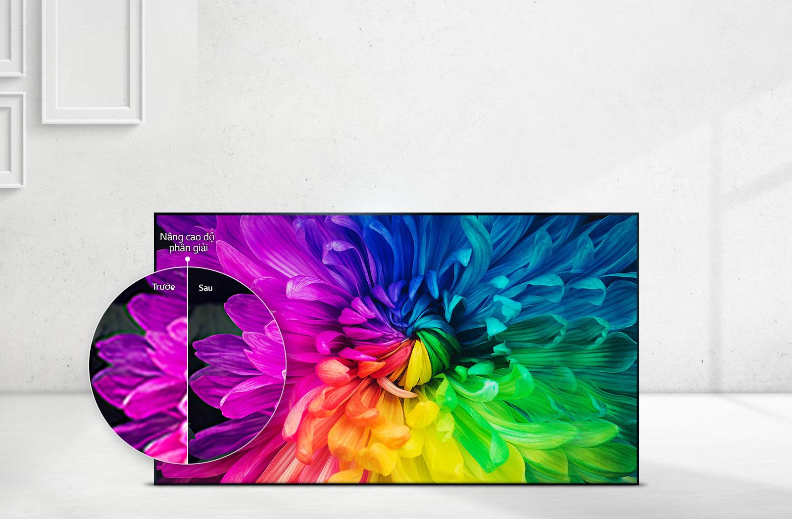 LG 65UV340C 64.6 inch 4K Ultra HD Black LED TV