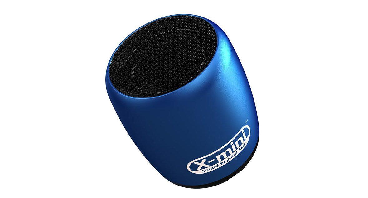 Loa Bluetooth X-mini CLICK (Xanh dương)