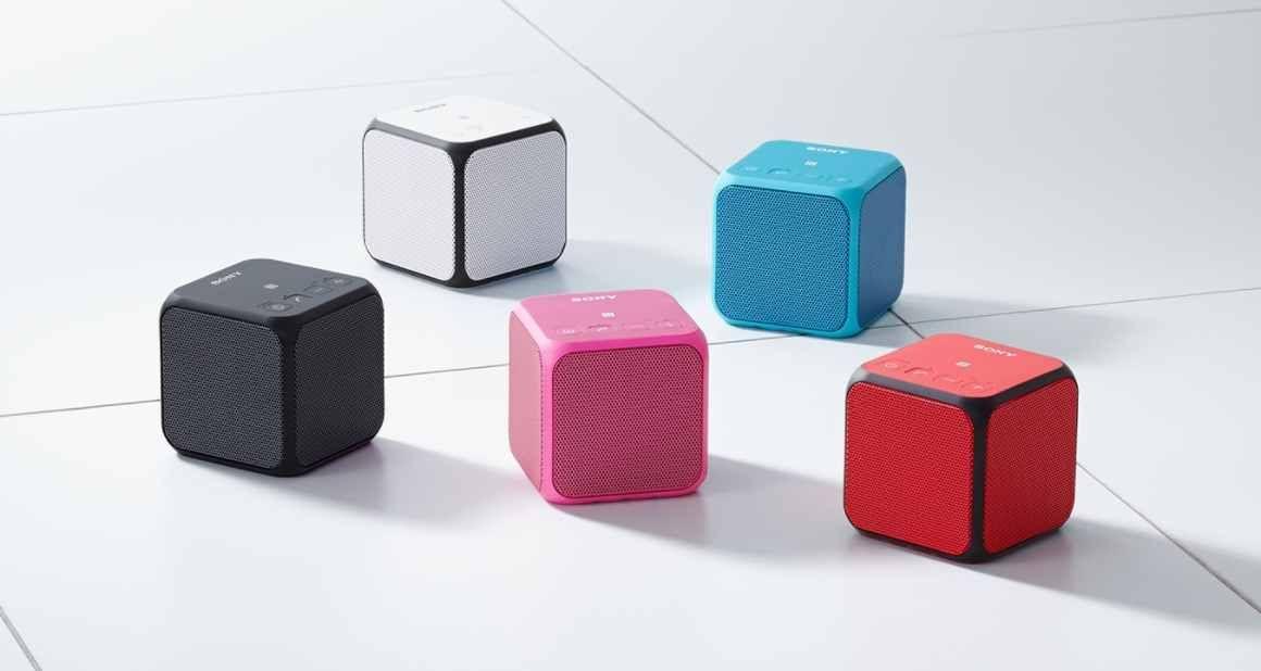 Loa Sony SRS-X11/RC (Đỏ) thiết kế ấn tượng và âm thanh mạnh mẽ