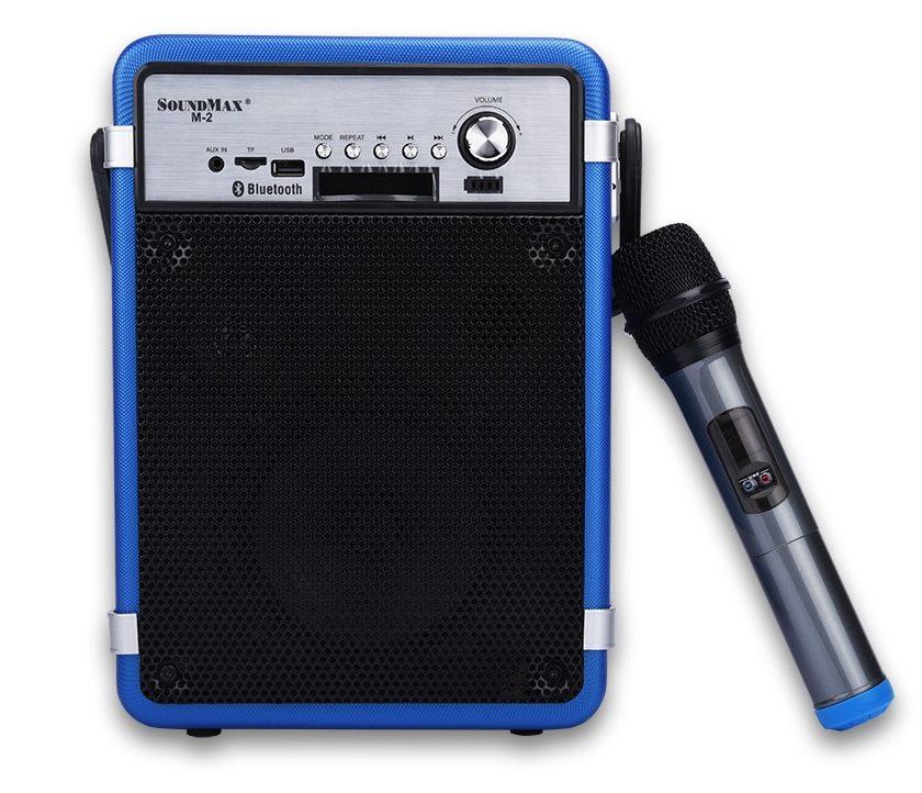 Loa Soundmax M2