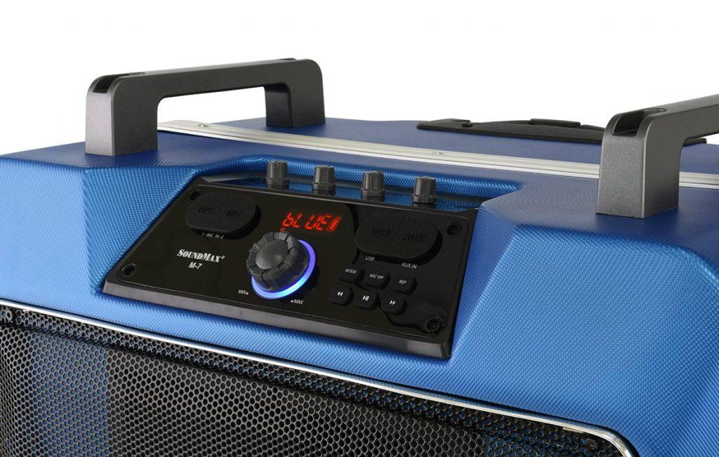 Loa kéo Soundmax M-7