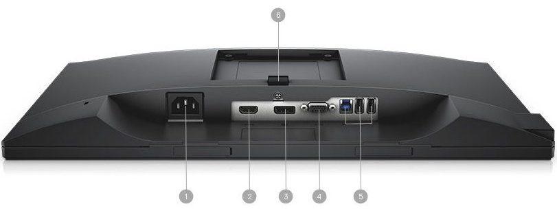 """Màn hình LCD Dell 19.5"""" P2018H"""