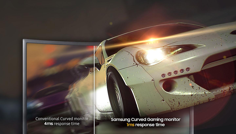 Màn hình LCD Samsung 23.5'' LC24FG73FQEXXVvũ khí hoàn hảo cho game thủ