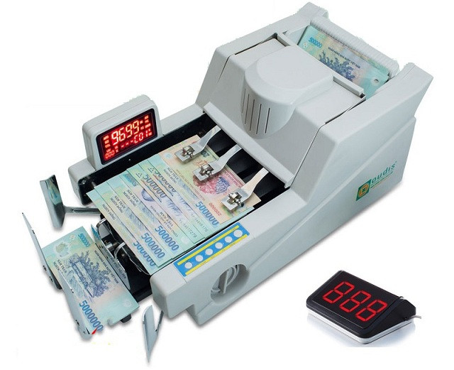 sản phẩmMáy đếm tiền Oudis-9699A