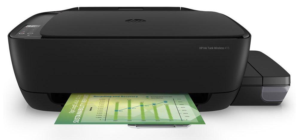 Máy in HP Ink AiO WL 415 -Z4B53A