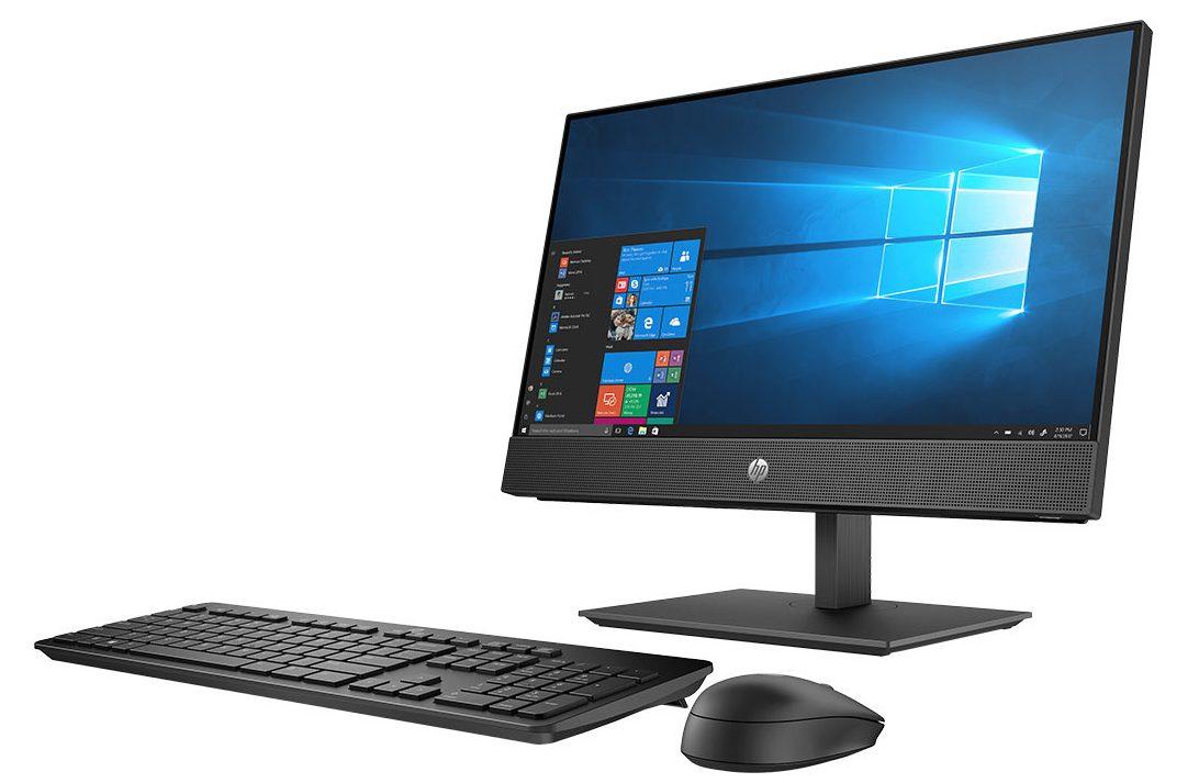 Máy tínhPC HP AIO ProOne 600 G4