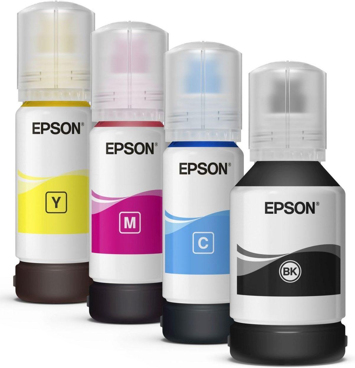 Mực in Epson C13T03Y100 (Đen)