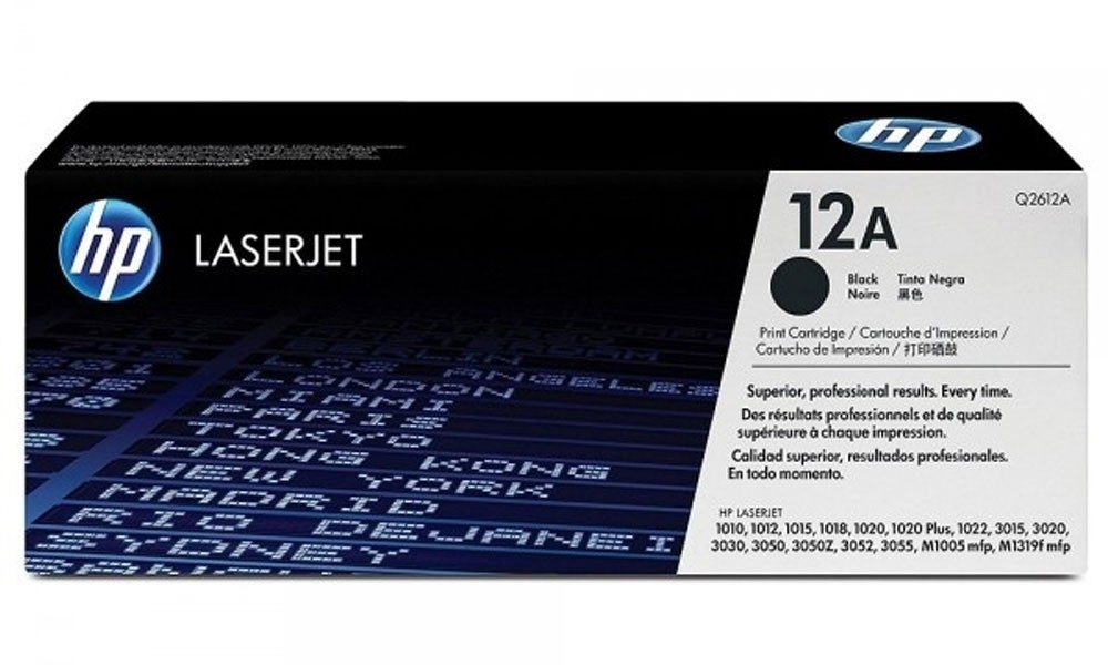 Mực in HP Q2612A