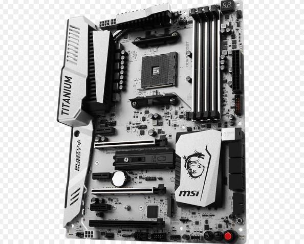 Bo mạch chính/ Mainboard Msi X370 Xpower Gaming Titanium