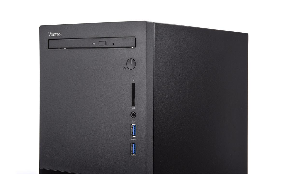 Máy tính để bàn/ PC Dell Vostro 3670 MT (i7 8700/8GB/1TB/DOS) (J84NJ2)