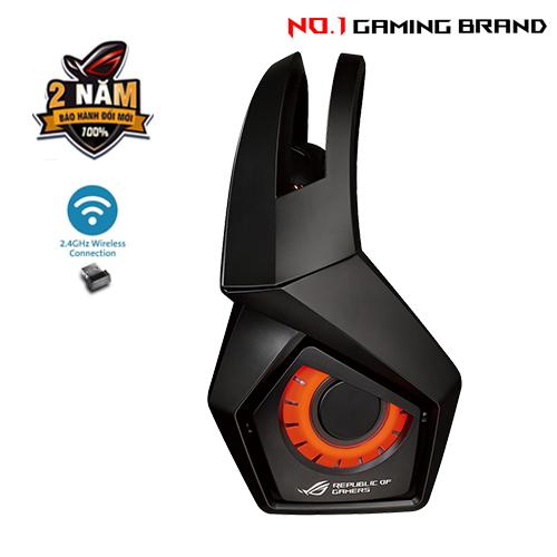 Tai nghe gaming không dây ROG Strix Wireless -3