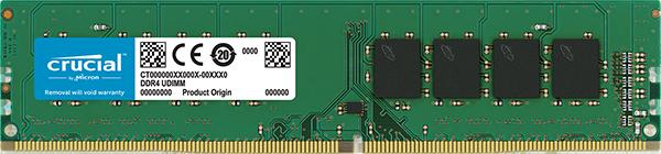 Ram Crucial 16GB DDR4 2400 (CT16G4DFD824A)