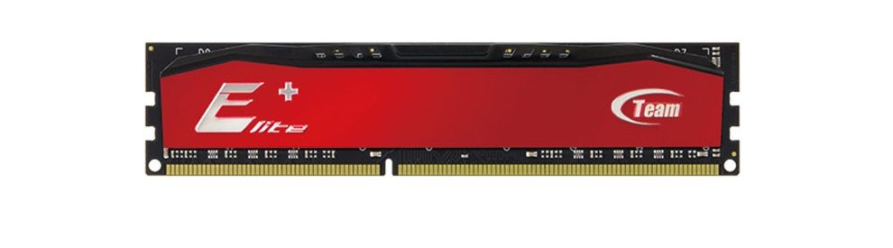 Ram Team Elite Plus 4GB DDR3 1600 (Đỏ)