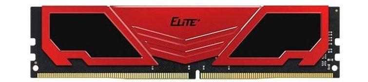Bộ nhớ/ Ram Team Elite Plus 4GB DDR4 2133 (Đỏ)