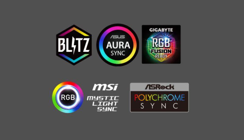 Bộ nhớ/ Ram Team Night Hawk RGB 16GB (2x8GB) DDR4 3000 Heatspreader (Đen)