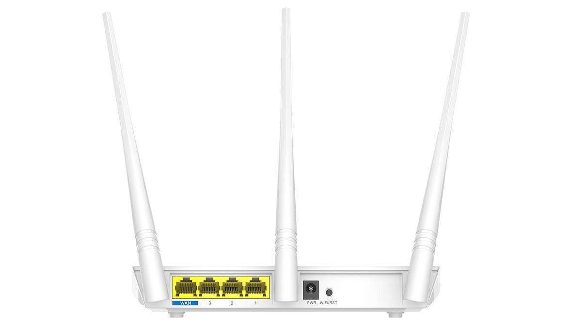 Thiết bị mạng/ Router Tenda F3 (Trắng)