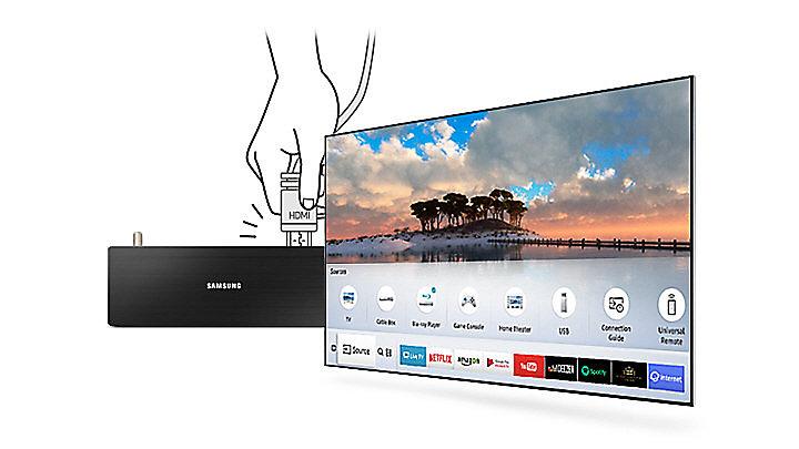 Smart TV UHD 49 inch MU6400