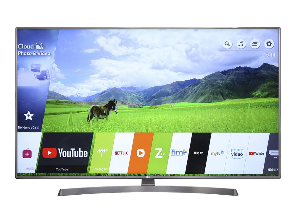 Smart TV LG 4K 55 inch Ultral HD 55UK6540