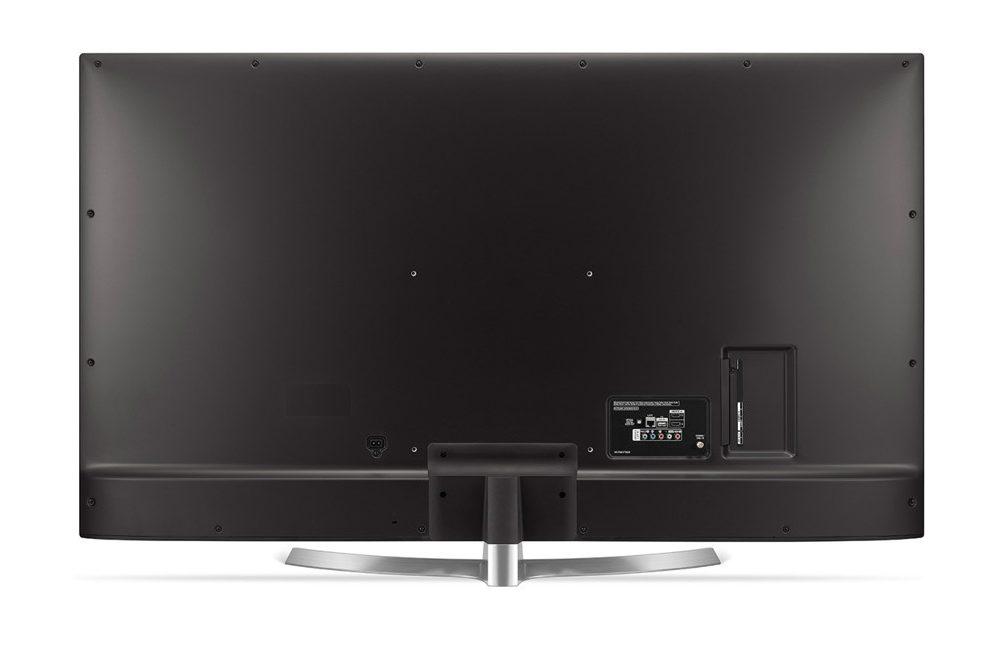 Smart Tivi 4K LG 70 inch 70UK6540PTA đằng sau