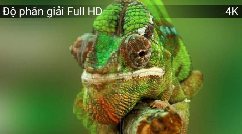 Smart Tivi OLED LG 65 inch 65C8PTA, 4K Cinema HDR (Model 2018) độ phân giải 4K