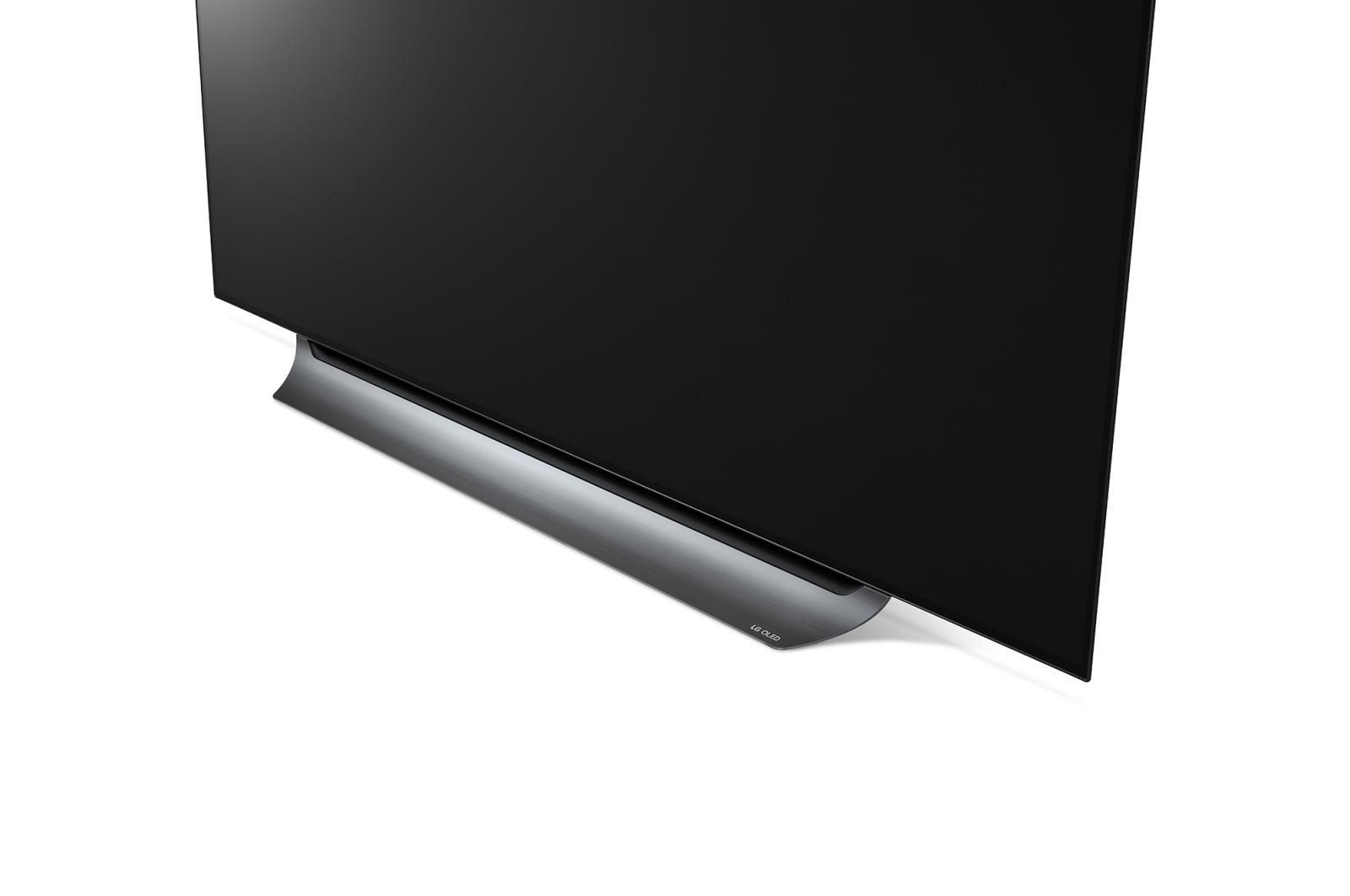 Smart Tivi OLED LG 65 inch 65C8PTA, 4K Cinema HDR (Model 2018) chân đế