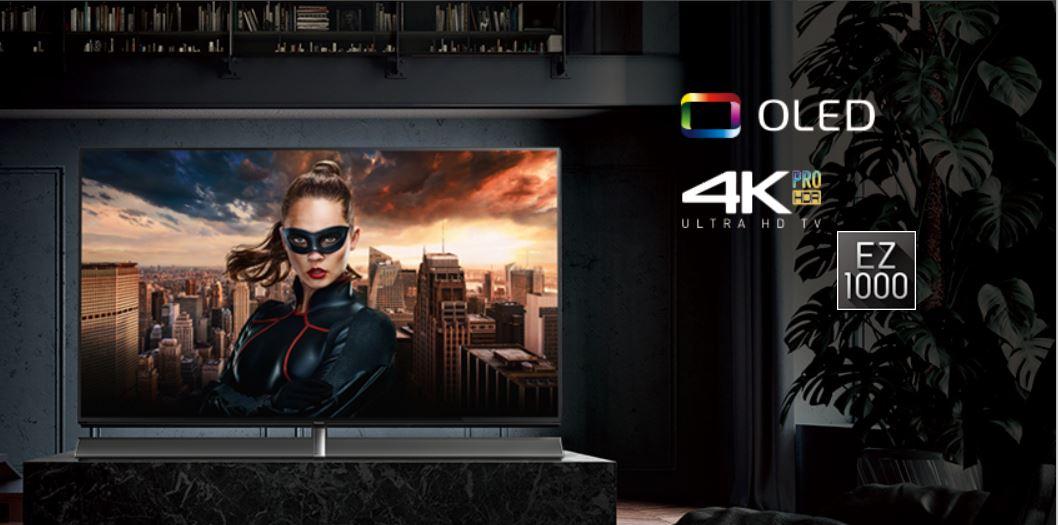 Smart Tivi OLED Panasonic 77 inch TH-77EZ1000V