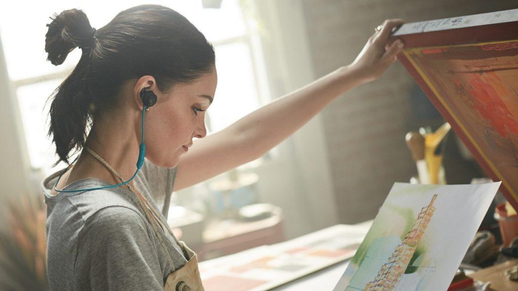 Tai nghe Bluetooth Bose Soundsport (Xanh dương)tai nghe thể thao không dây đẳng cấp cho bạn