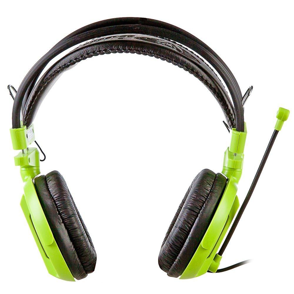 Tai nghe E-Blue Cobra I - EHS013 (Xanh)