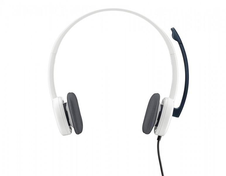 Tai nghe Logitech H150 (Trắng)nhiều công nghệ hiện đại với một giá thành hợp lí