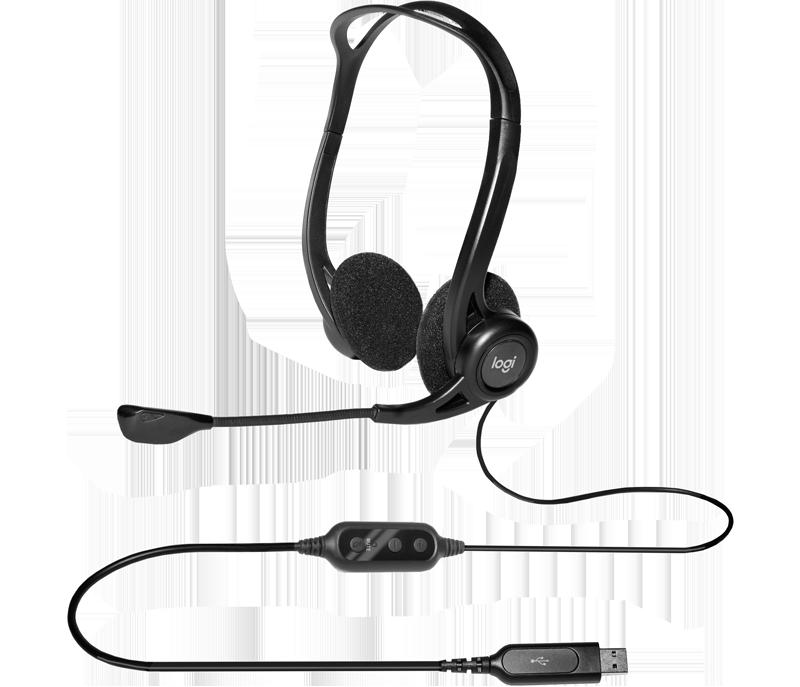 Tai nghe Logitech H370 mang lại những chất lượng tốt nhất cho những cuộc đàm thoại