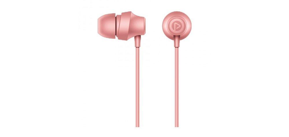 Tai nghe Pisen Earphone A001 (Hồng)