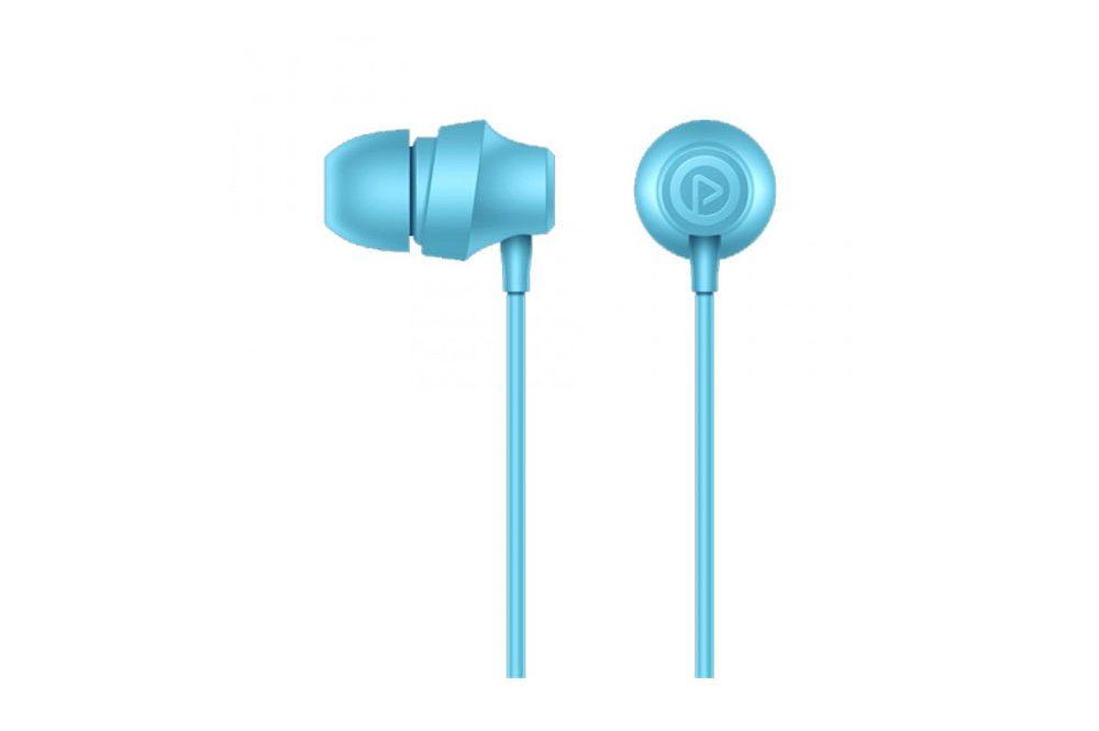 Tai nghe Pisen Earphone A001 (Xanh da trời)