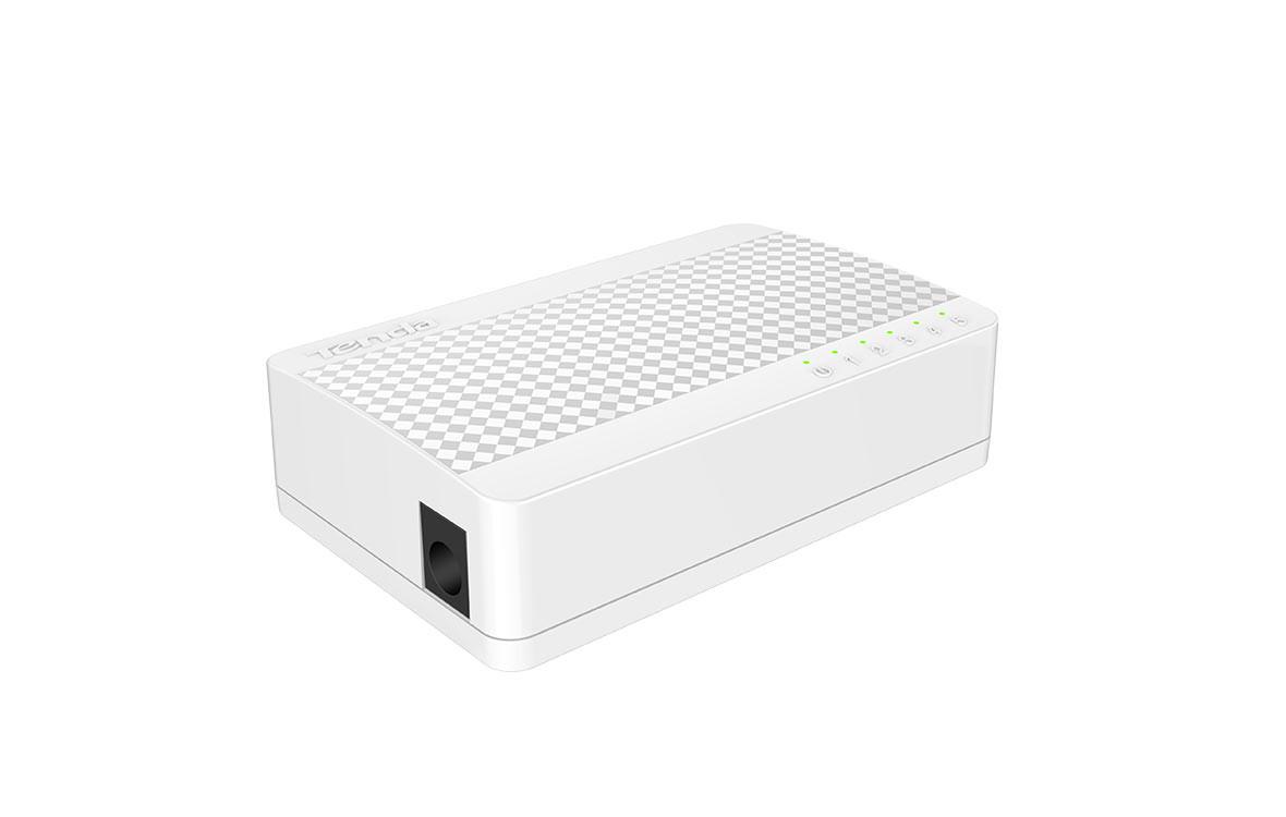 Thiết bị mạng/ Switch Tenda 5P S105 (Trắng)