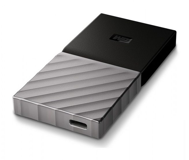 Ổ cứng SSD WD 512GB My Passport External