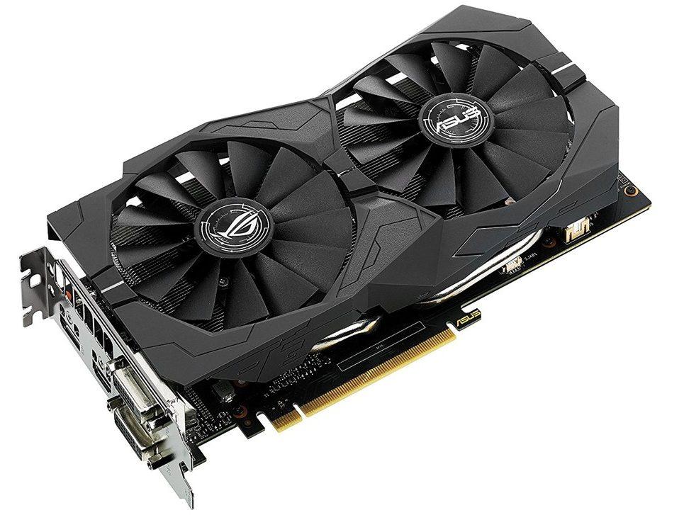 Card màn hình Asus 4GB Strix-GTX1050TI-04G-Gaming