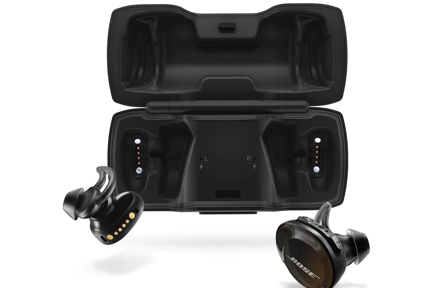 Tai nghe Bluetooth Bose Soundsport Free (Xanh/Vàng Chanh) tai nghe in-ear đích thực